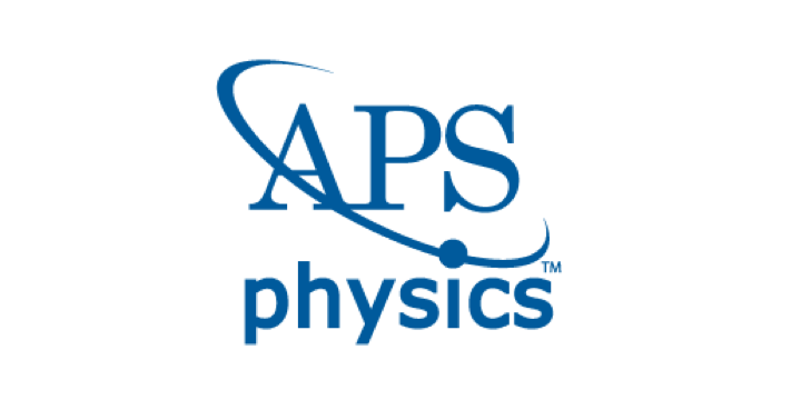 logo for APS (American Physical Society)