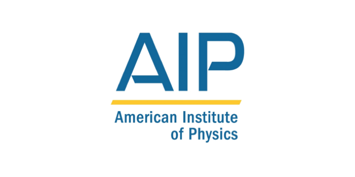 logo for AIP (American Institute in Physics)